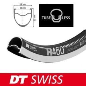 Dt Swiss R460 24H, 700C