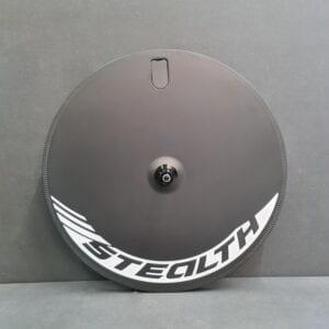Stealth Disc TT Velgrem Achterwiel / Clincher Tubeless