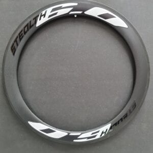 Stealth 6.0 Tube Velg / 700C-24H