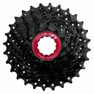 Sunrace CSRX1 Cassette 11-Speed / 11-28 Zwart