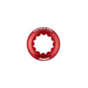 Hope Centerlock Ring – Rood