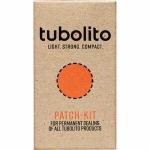 Tubolito Reparatie Set Patch-Kit ORANJE